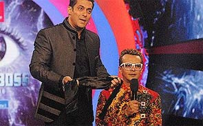 Imam Siddique and salman khan