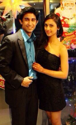 Photo of Krystel D'Souza & her Brother  Keith D
