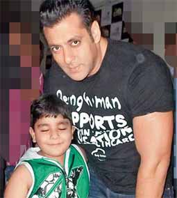 sadhil kapoor and salman khan