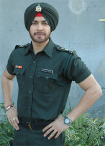 Singh is King :  Piyush Sahdev, model turned actor