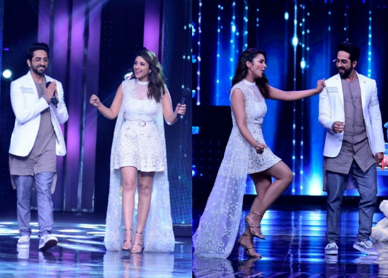 NachBaliye8: All The Glamour From The Upcoming Episode Of Nach Baliye ...