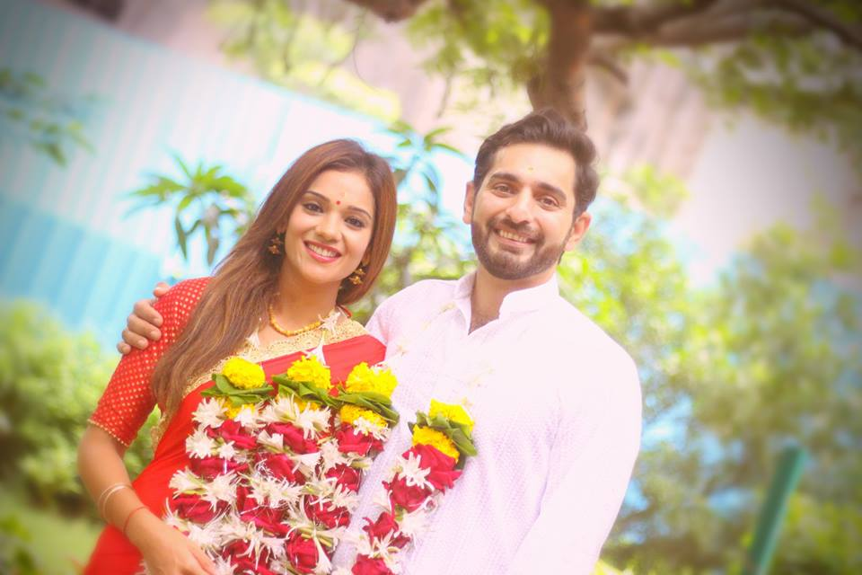 Siddhant Karnick,Megha Gupta,Siddhant and Megha,picture,image,wedding,marriage,photo