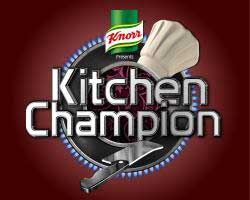 (15 July) Kitchen Champion