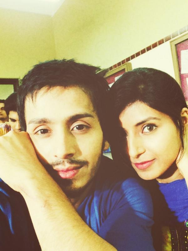 Param Singh And Harshita Gaur