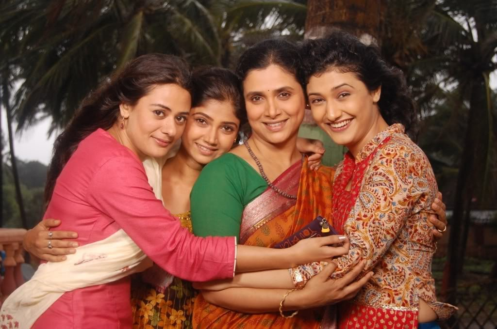 Vandana Pathak Hum Paanch This show was another