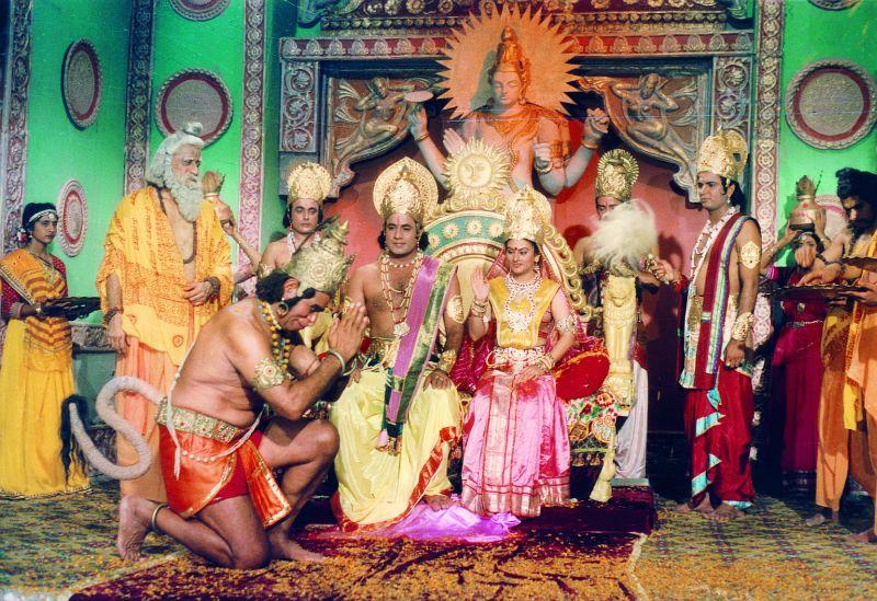 Popular ram and sita jodis of tv 24925