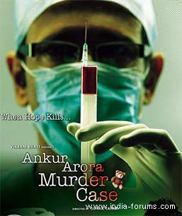 movie review of ankur arora murder case