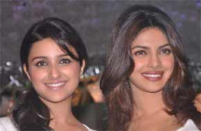 parineeti chopra and priyanka chopra