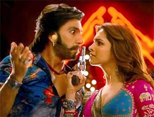 Ram-leela movie poster
