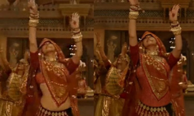 Padmaavat Row: 'Ghoomar' song now covers Deepika Padukone ...