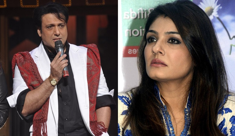 Alls not well between govinda and raveena tandon 74894 govinda and raveena tandon have worked together in more than ten films the two who had been great friends at a certain point in their lives does not seem altavistaventures Choice Image