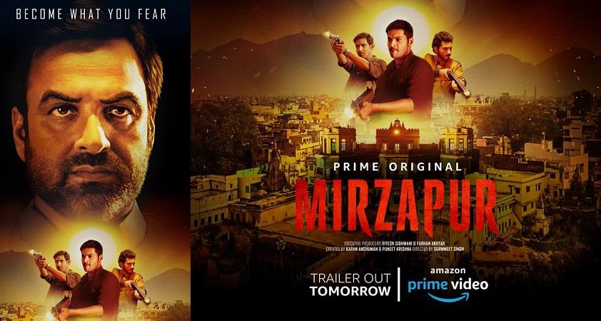 Mirzapur series