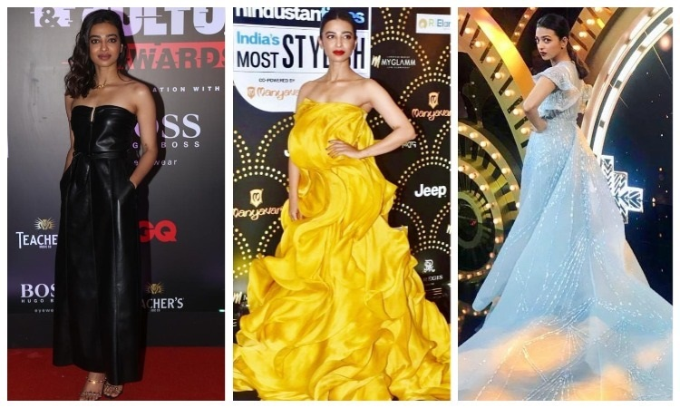 Radhika SIZZLES on the Red Carpet of Award Shows! | India Forums