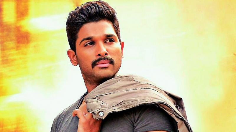 Allu arjun to undergo physical makeover 81131 actor allu arjun will undergo a special physical makeover during the course of month long training in the us for his upcoming telugu actioner naa peru thecheapjerseys Choice Image