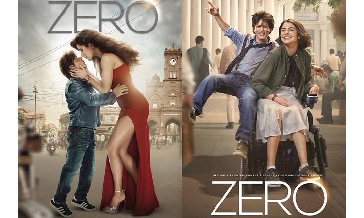 Zero's first song 'Mere Naam Tu' clocks 18 million views ...