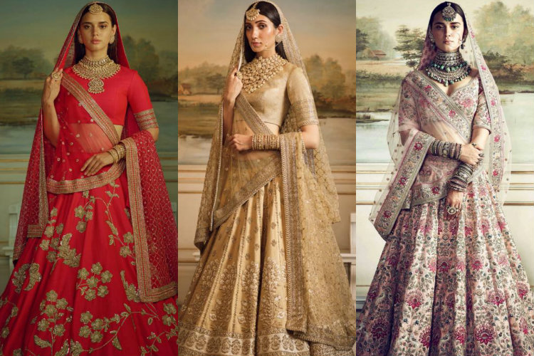 a71057d6a9 If You've Liked Anushka Sharma's Bridal Outfit, You Will Love These!