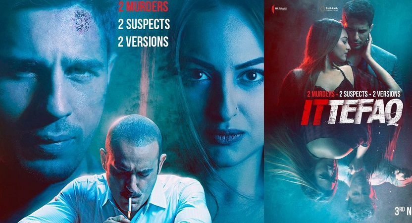 GRIPPING, TWISTED, SUSPENSE Mystery: Ittefaq Movie Review