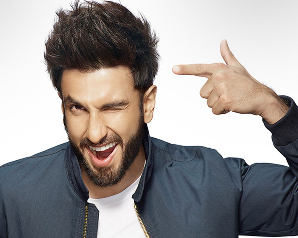 Did Ranveer Singh just CAST himself in Andaz Apna Apna 2? | India Forums