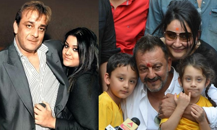 Sanjay Dutt's RELATIONSHIP with his kids   India Forums