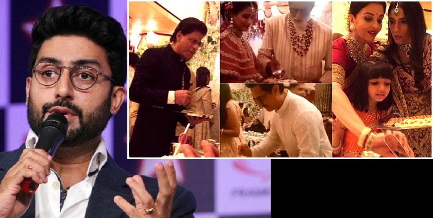 Abhishek REVEALS WHY Aishwarya-SRK-Aamir-Amitabh were ...