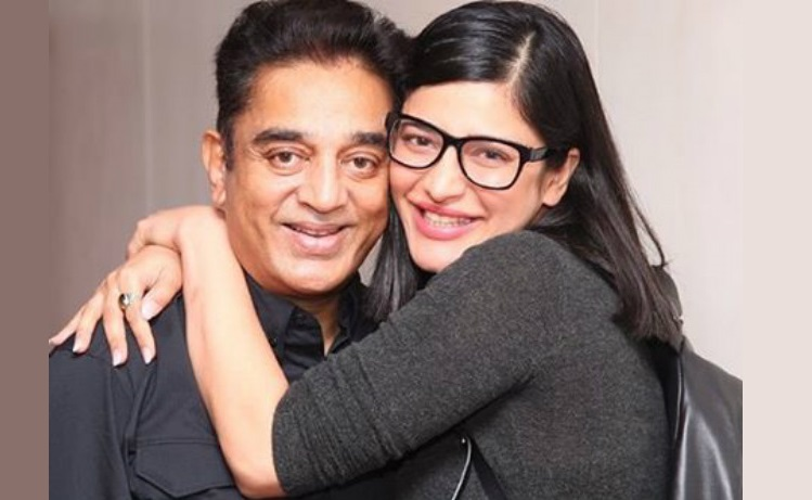Shruti Haasan on working with her DAD Kamal Hassan for the FIRST time | India Forums