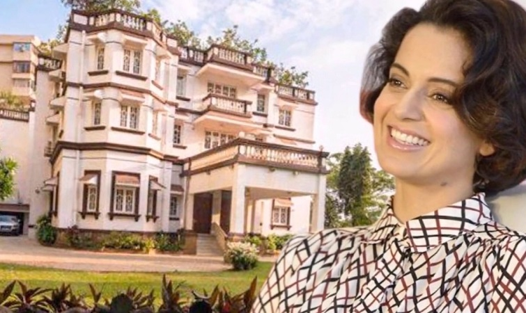 This is what Kangana Ranaut's NEW house will be USED for ...