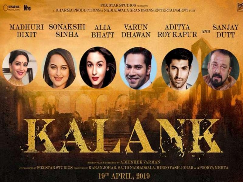 movie 2019 new bollywood Simon Gipps Kent Top 10 New Bollywood Movie 2019 Kalank