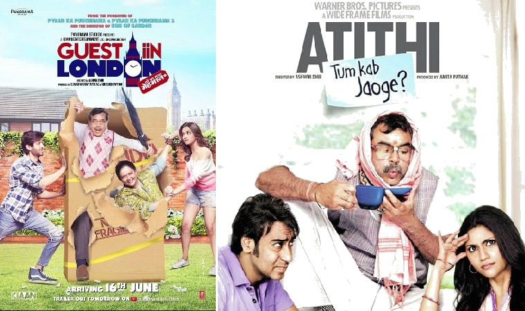 Forthcoming Film Guest Iin London Is Not A Sequel To 2010 Release Atithi Tum Kab Jaoge Says Co Producer Abhishek Pathak
