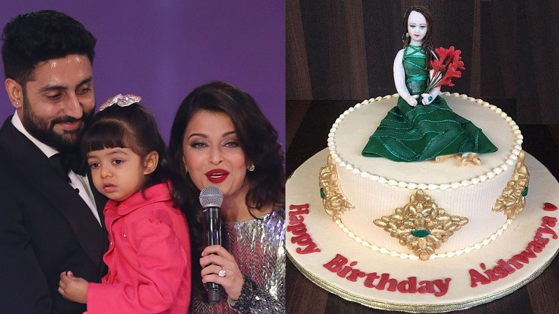 Aishwarya Rai Bachchan Celebrated Her Birthday On November 1 Since The Family Had Already Held A Grand Diwali Bash And Fell Soon