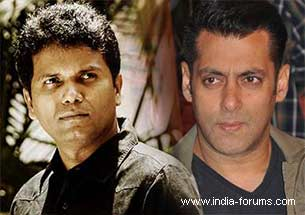 Susi Ganeshan and salman khan