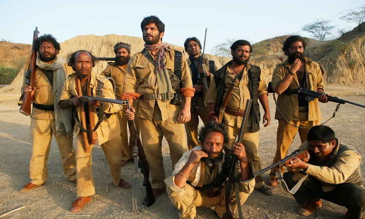 sonchiriya cast was trained using this technique