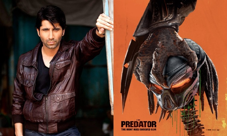 Actor Sumit Kaul Has Done Voice Over For Boyd Holbrook The Hindi Dubbed Version Of American Science Fiction Action Film Predator