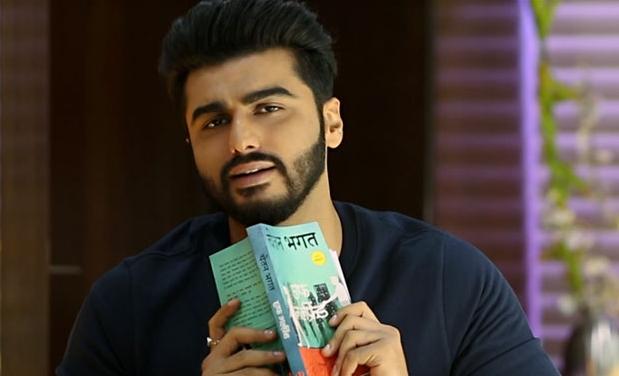 Never read a Chetan Bhagat book: Arjun Kapoor