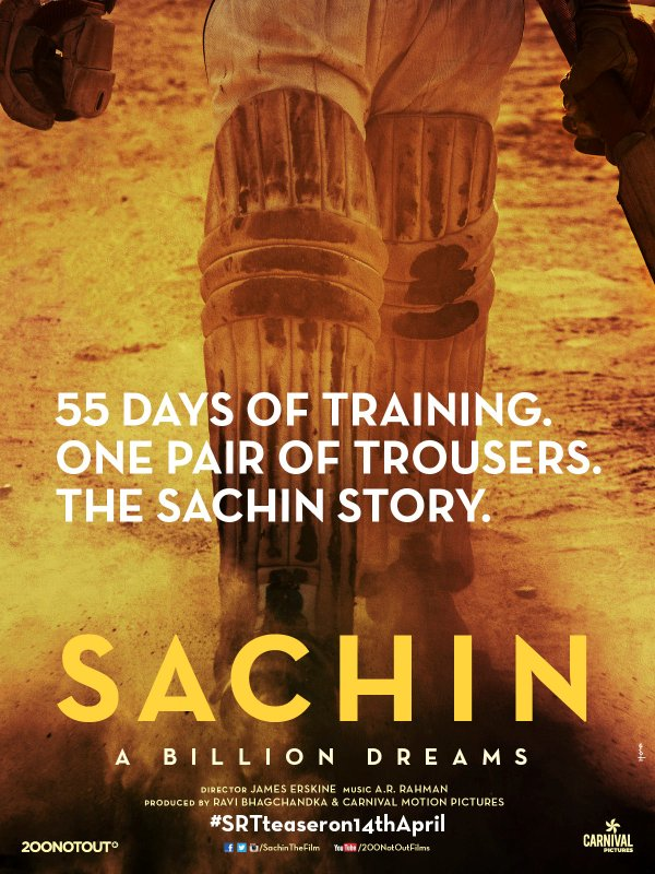 Sachin - A Billion Dreams full movie in hindi online
