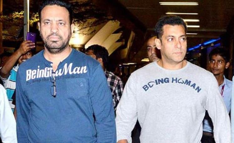 Salman Khan To Launch His Bodyguard Sheras Son In Bollywood 60046
