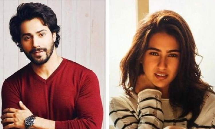sara ali khan and varun dhawan to be seen in remake of this hit film
