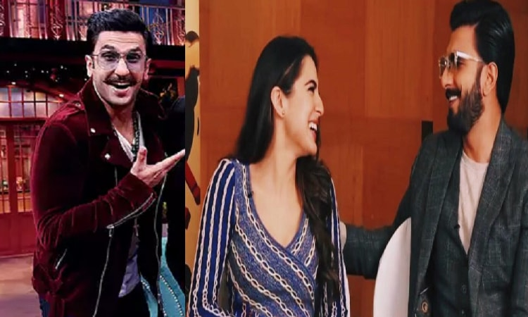 ranveer reaction when a fan said sara looks like the actor sister