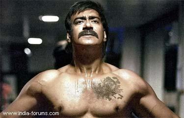 Ajay Devgn to Angelina Jolie: Stars' religious tattoos ...  |Ajay Devgan Shiva Tattoo Designs