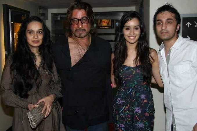 Actors Shraddha Kapoor And Siddhanth Are Currently Shooting For Their Upcoming Biopic Film Haseena The Queen Of Mumbai Brother Sister Duo