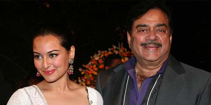 Actress Sonakshi Sinha Along With Her Father And Politician Veteran Actor Shatrughan Has Shot A Beautiful Campaign That Supports Education For