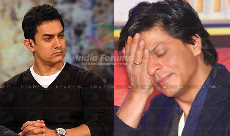 Shah Rukh Khan to be BLAMED for Aamir quitting 'Josh'? | 70890