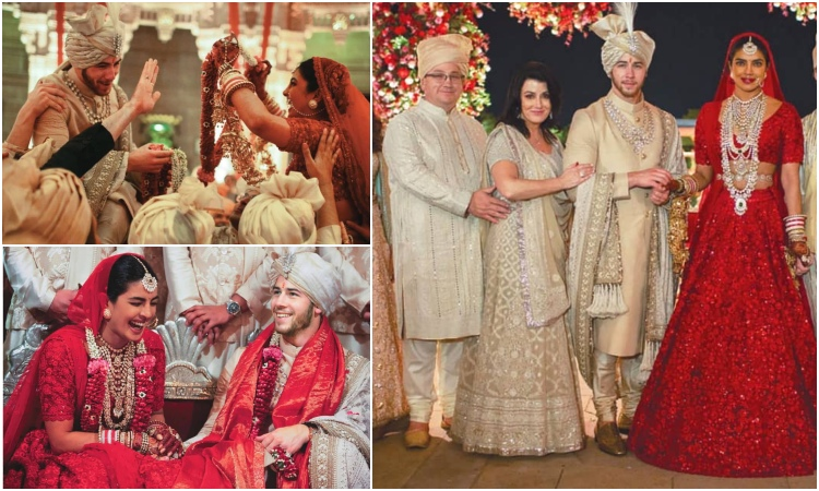 Photo Priyanka Nick S Hindu Wedding Album Is All Hearts 101011