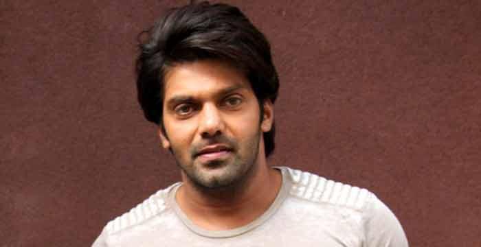 Arya To Make Kannada Debut With Rajaratha 82092