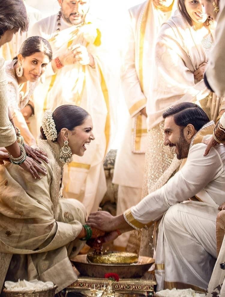 Deepika- Ranveer's KONKANI Wedding's INSIDE Pics are ...