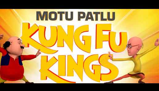 Fifth 'Motu Patlu' film to premiere on R-Day   India Forums