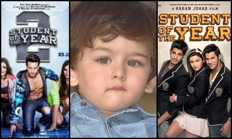 Punit Malhotra REVEALS Taimur to star in Student of the Year 10