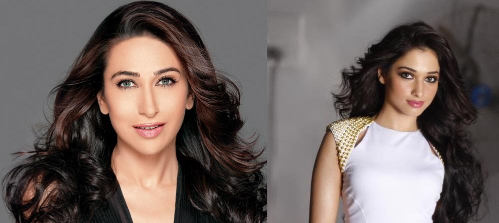 Kareena Kapoor Finds Karishma Kapoors Humshakal In Tamannaah
