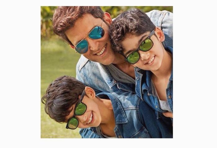 My kids can't escape my stardom: Hrithik Roshan (Interview