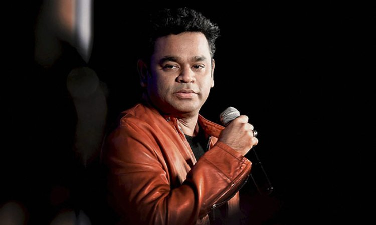 Oscar Winning Music Director AR Rahman Who Has Written And Co Produced 99 Songs Says The Lead Couple Of Film Were Chosen From Around 1000