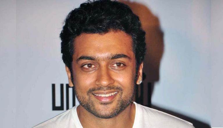 Suriya gets rid off handlebar moustache for next | India Forums
